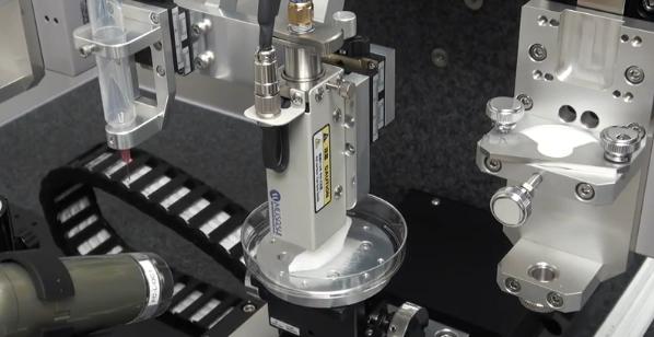 Impresora 3D que crea huesos, músculos y cartílagos